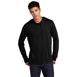 Sport-Tek PosiCharge Tri-Blend Wicking Long Sleeve Hoodie